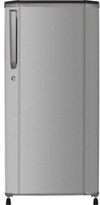 Haier 190 L Direct Cool Single Door 3 Star Refrigerator(Silver, HRD-1903BMS-R/E) at flipkart