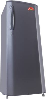 LG 270 L Direct Cool Single Door Refrigerator (GL-B281BTNN, Titanium)