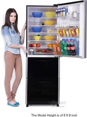 Hitachi-R-SG37BPND-390-Litres-Triple-Door-Refrigerator