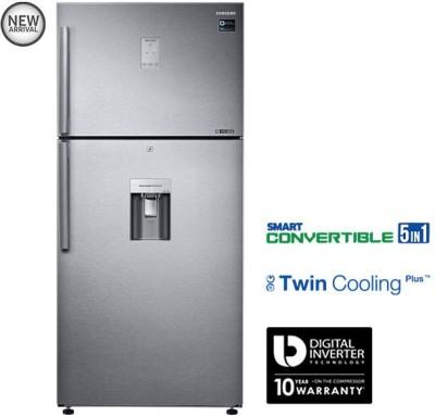 Samsung-RT54K6558SL/TL-523-Litres-3S-Double-Door-Refrigerator