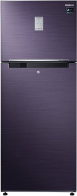 Samsung 465 L Frost Free Double Door Refrigerator(Pebble Blue, RT47K6238UT)