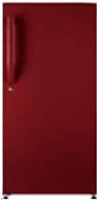 Haier HRD-1954BR-R 195 Litres 4S Single Door Refrigerator Image