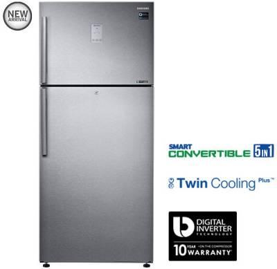 Samsung-RT56K6378SL-551-Litre-Double-Door-Refrigerator