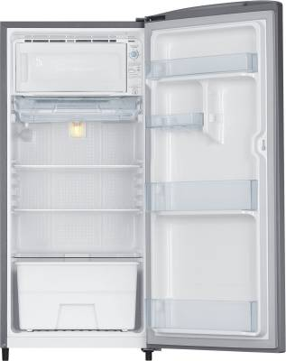 Samsung 192 L Direct Cool Single Door Refrigerator (RR19J2414SA/TL, Metal Graphite)