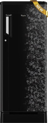Whirlpool 190 L Direct Cool Single Door Refrigerator(205 IM PC Roy 5S, Midnight Bloom, 2016)