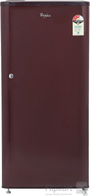 Whirlpool 190 L Direct Cool Single Door 3 Star Refrigerator(Solid Wine, WDE 205 CLS 3S WINE-E)