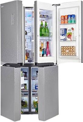 LG-GR-M24FWAHL-725-Litres-Side-By-Side-Door-Refrigerator-(Shiny-Mosaic)