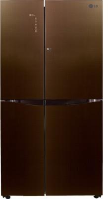 LG GC-M247UGLN 679 Ltr Side by Side Refrigerator