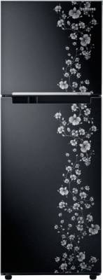 Samsung RT27JARMABX 253 Litres Double Door Refrigerator (Orcherry Pearl) Image