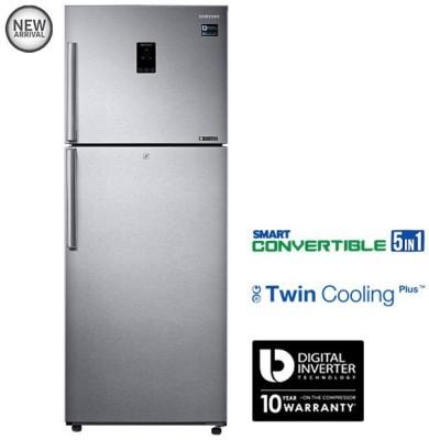 Samsung-RT42K5468SL-415-Litre-Double-Door-Refrigerator