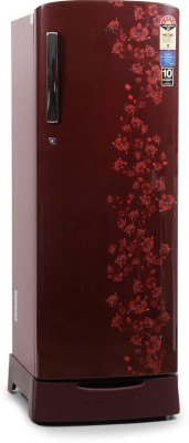 Samsung-RR23J2835PX-230-Litres-5S-Single-Door-Refrigerator-(Orcherry-Pebble)