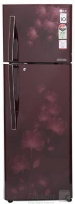 LG GL-I292RSFL/RGFL 260 Litre Double Door Refrigerator Image