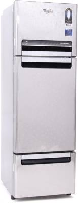 Whirlpool-FP-283D-PROTTON-Royal-(Steel-Knight)-260-Litres-Triple-Door-Refrigerator
