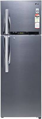 LG GL-D402RSHM 360 Ltr 4S Double Door Frost Free Refrigerator Image