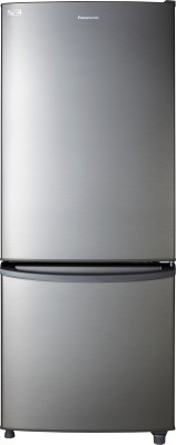 Panasonic 296 L Frost Free Double Door Refrigerator(Stainless Steel, NR-BR307XSX1)