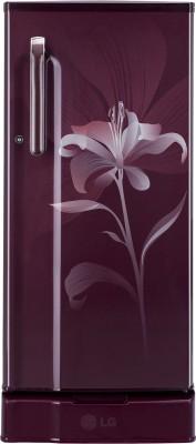 LG GL- D205XSLZ 190 L Single Door Refrigerator (Scarlet Lily)
