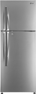 Image of LG 335 L Frost Free Double Door Refrigerator which is best refrigerator under 40000