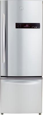 Godrej 430 L Frost Free Double Door  2016  Refrigerator Inox, R BEON NXW 430SD 2.4 Inox Godrej Refrigerators