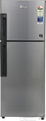 Whirlpool 245 L Frost Free Double Door Refrigerator(NEO FR258 ROY 2S, Illusia Steel, 2017)