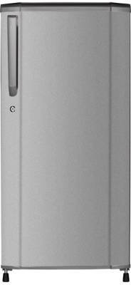 Haier HRD-1813BMS-R 181L Single Door Refrigerator (Moon Silver) Image