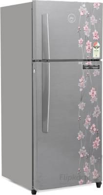 Godrej RT EON 241 P 3.4 3S 241 Litres Double Door Refrigerator (Meadow) Image
