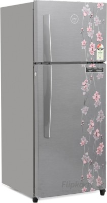Godrej RT EON 241 P 3.4 3S 241 Litres Double Door Refrigerator, Meadow