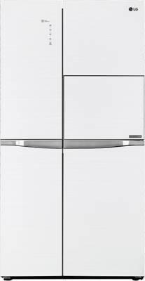 LG-GC-C247UGUV-675L-Side-By-Side-Refrigerator-(Aria-White)
