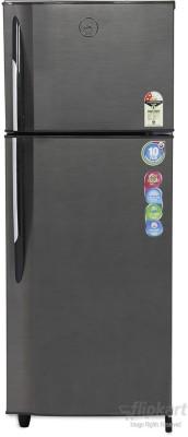Godrej 260 L Frost Free Double Door 2 Star Refrigerator Silver Strokes, RT EON 260 P 2.3 Godrej Refrigerators