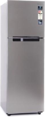 Samsung 275 L Frost Free Double Door Refrigerator(RT30K3753SP, Platinum Inox)