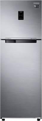 Samsung RT34K3753S9/HL 321 L Double Door Refrigerator Image