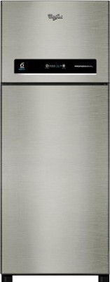 Whirlpool 340 L Frost Free Double Door Refrigerator(Illusia Steel, PRO 355 ELT 2S) at flipkart