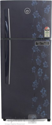 Godrej RT EON 241 P 3.4 3S (Petals) 241 Litres Double Door Refrigerator
