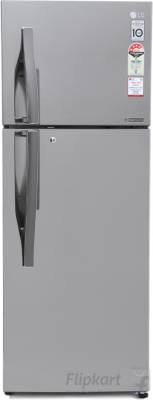 LG GL-I302RPZL 284L Frost Free Double Door Refrigerator Image