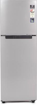 Samsung RT27JARZESP/TL 253 L Double Door Refrigerator (Platinum Inox)