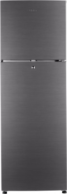 Haier-HRF-2673BS-247-Litres-Double-Door-Refrigerator-(Brushline-Silver)