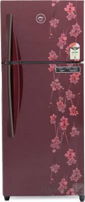 Godrej RT EON 241 P 3.4 3S (Petals) 241 Litres Double Door Refrigerator Image