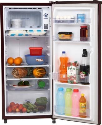 Whirlpool 190 L Direct Cool Single Door Refrigerator(Wine Exotica, 205 IM POWERCOOL PRM 5S)