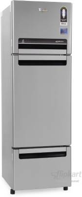 Whirlpool-FP-313D-PROTTON-Royal-(Alpha-Steel)-300-Litres-Triple-Door-Refrigerator