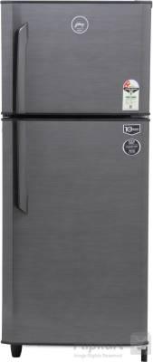 Godrej RT EON 231 C 2.4 231Ltr 2S Double Door Refrigerator (Silver Strokes) Image