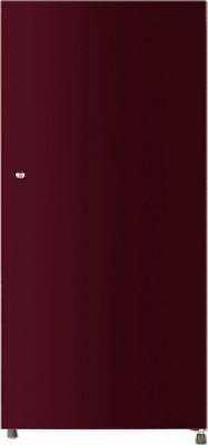 Haier 195 L Direct Cool Single Door 3 Star Refrigerator(Red, HRD-1953SR-R/E)