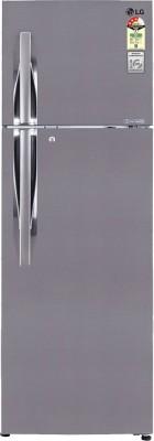 LG-GL-M322RPZL-310-Litres-Double-Door-Refrigerator-(Shiny-Steel)