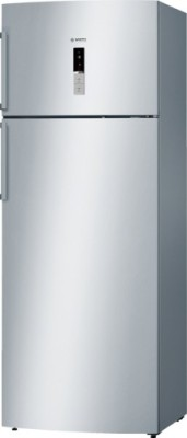 Bosch KDD56XI30I 507 L Inverter 2 Star Frost Free Double Door Refrigerator (Stainless Steel)