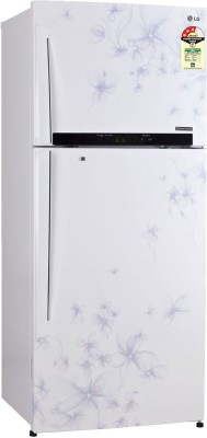 LG-GL-M522GDWL-470-Litres-Double-Door-Refrigerator-(Daffodil)