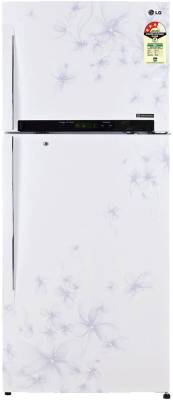 LG GL-M522GDWL 470 Litres Double Door Refrigerator (Daffodil) Image