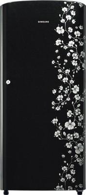 Samsung-RR19H1104BX-192-Litres-Single-Door-Refrigerator-(Orcherry-Pearl)