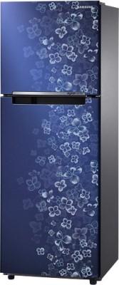 Samsung-RT27JARMAVL-253-Litres-Double-Door-Refrigerator-(Lilac-Steel)