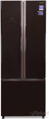 Hitachi-R-WB480PND2-GBK/GBW-456Litres-Multi-Door-Refrigerator