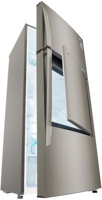 LG-GC-D432HLAM-3S-426-Litres-Door-In-Door-Refrigerator-(Shiny-Steel)