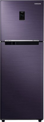 Image of Samsung 253L Double Door Refrigerator which is best refrigerator under 25000