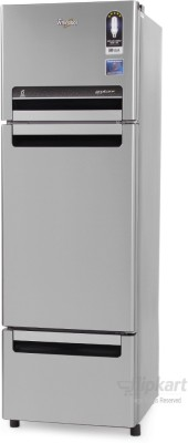 Whirlpool-FP-343D-Protton-Royal-(Steel-Knight)-330-Litres-Triple-Door-Refrigerator
